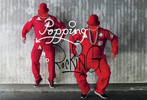 Popping and Rocking